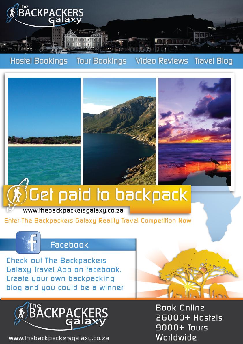 Poster For Travel Agency By ChrisKoekemoer