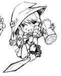 Aki the Vampire Hunter