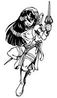Elektra Ink by Poorone