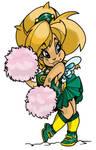 Cheerleader (color)