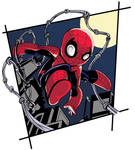 Spiderman by Poorone