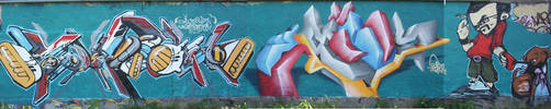 All Wall 2005 by Poorone