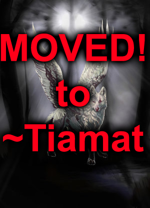 I have MOVED by tiamatthefreak