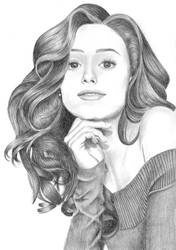 Emmy Rossum by Kim1984