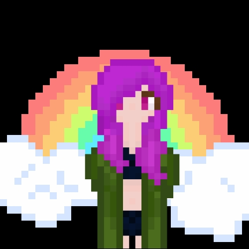 Rainbowshared by TheWeirdSnail