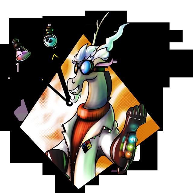 Quantum Discord by DarthAgnan