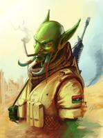 War is the same everywere by DarthAgnan