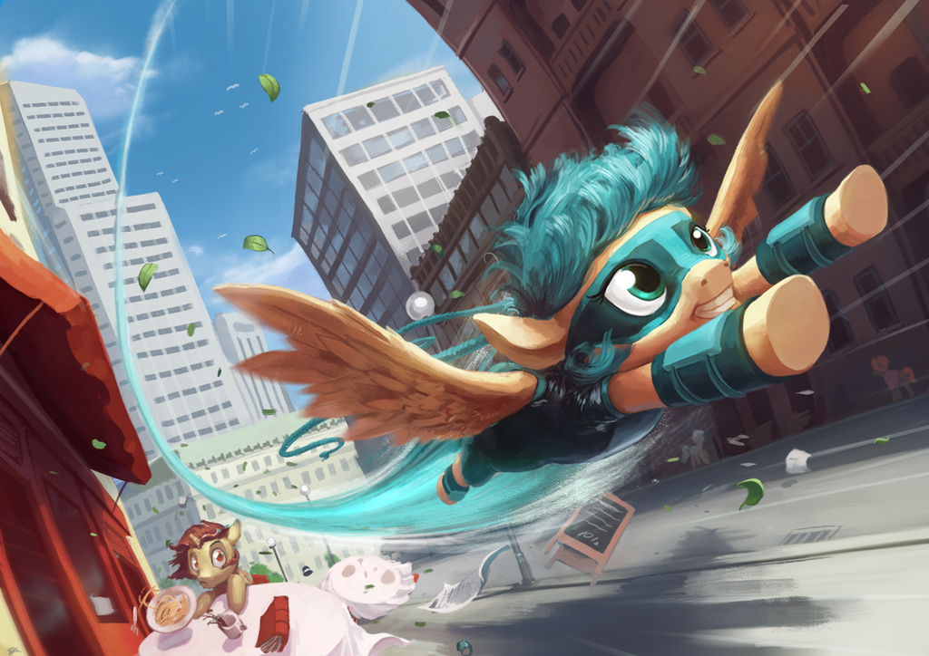 Electric Pony for RBK2015 by DarthAgnan