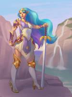 Warrior Celestia