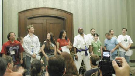 Gathering 2006 Radio Play Cast