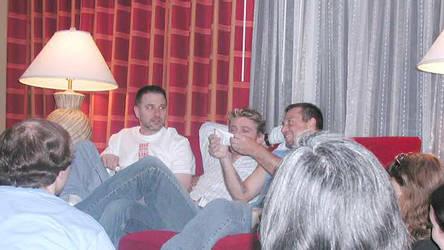 Gathering 2006 Blue Mug