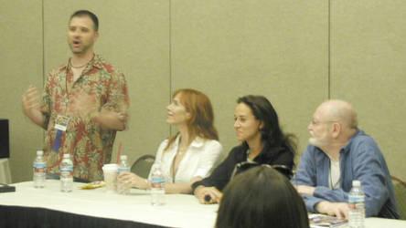 Voice Actors Panel 1