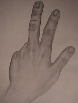 My sexy hand