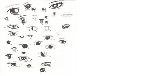 Eyes by Kayalisabanari