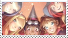 W.I.T.C.H. Halloween Stamp by keepingBreath