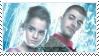 Hermione x Viktor Stamp by keepingBreath
