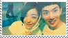 Son Ga In x Jo Kwon Stamp by keepingBreath