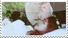 Kang So Ra x LeeTeuk Stamp by keepingBreath