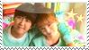 Seon Hwa x Kwang Hee Stamp by keepingBreath