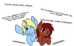 The Cute Off by Mynder