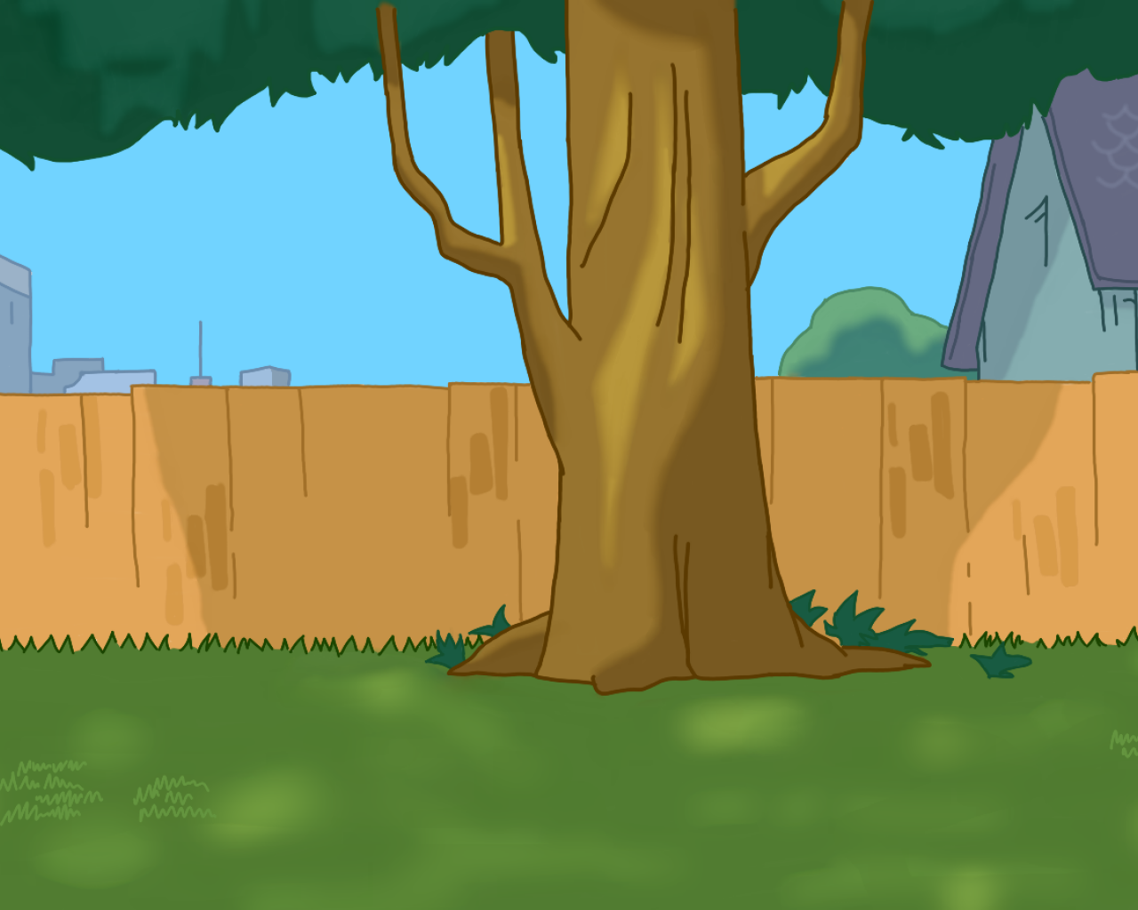 phineas_and_ferb__s_backyard_ | Phineas and ferb, Cartoon ...