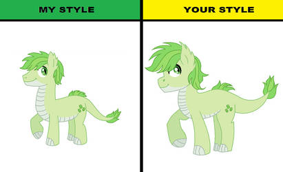 Emerald Shine meme
