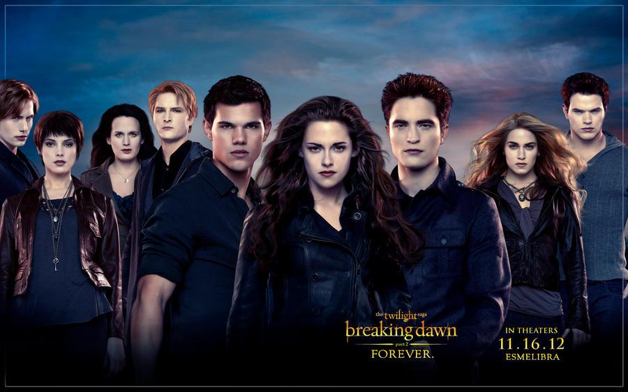 Breaking Dawn Part 2 - Cullen Family by ObsessedbyHemswoorth