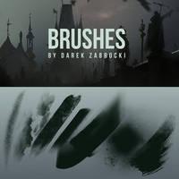 Free Photoshop Brushes by Darek Zabrocki by c278234