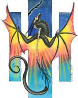 SkyBringer: Dawn by DragonLadyArtStudio