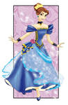 Belle: New Dress