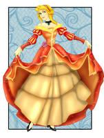 Aurora: New dress