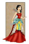 Pocahontas: New dress