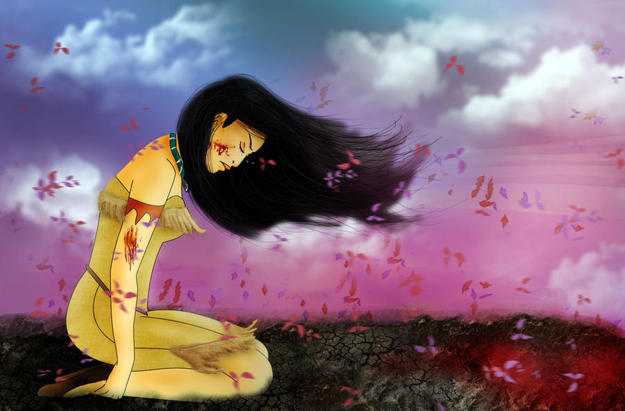 Sadness End: Pocahontas by Sonala