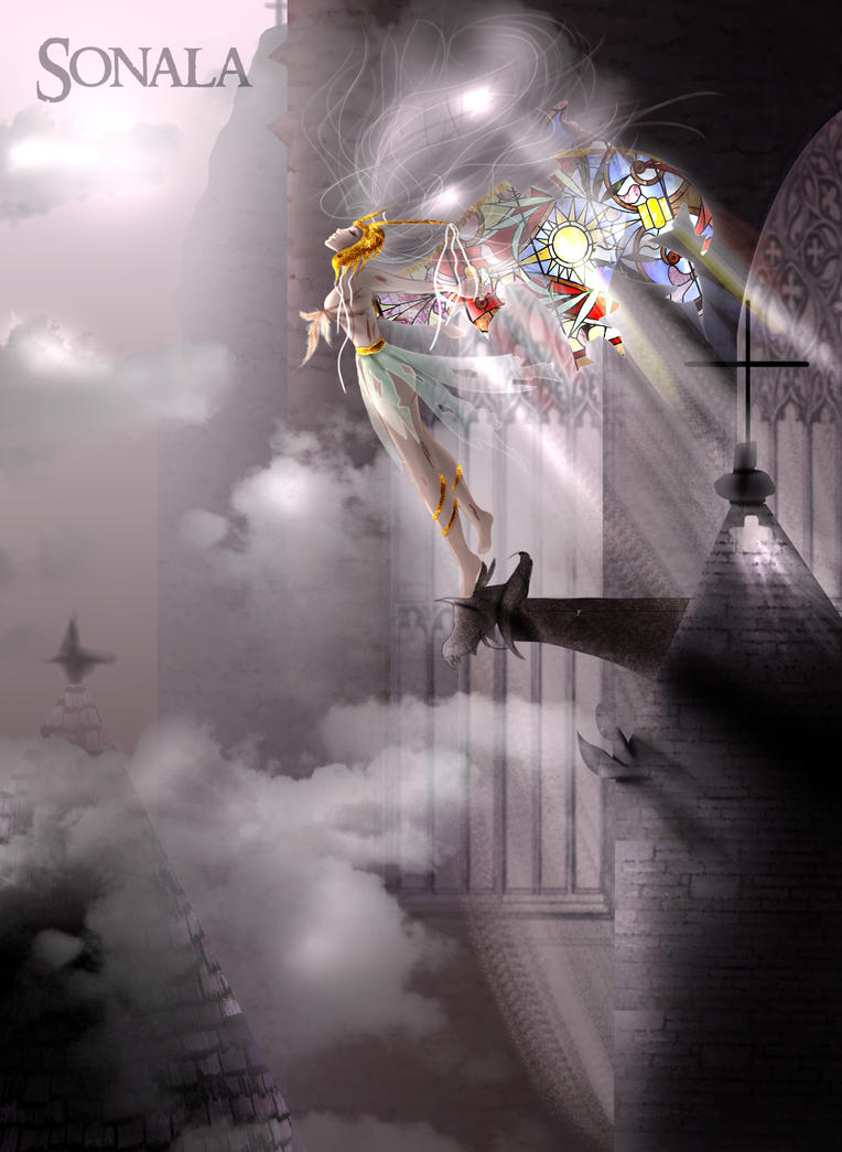 soul's jump by Sonala