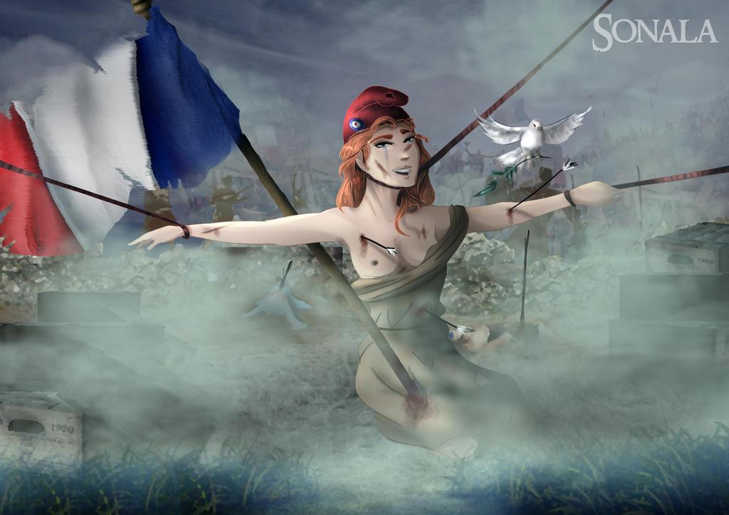 Liberty by Sonala