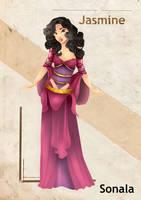 Jasmine Antic by Sonala