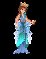Queen Belle by Sonala