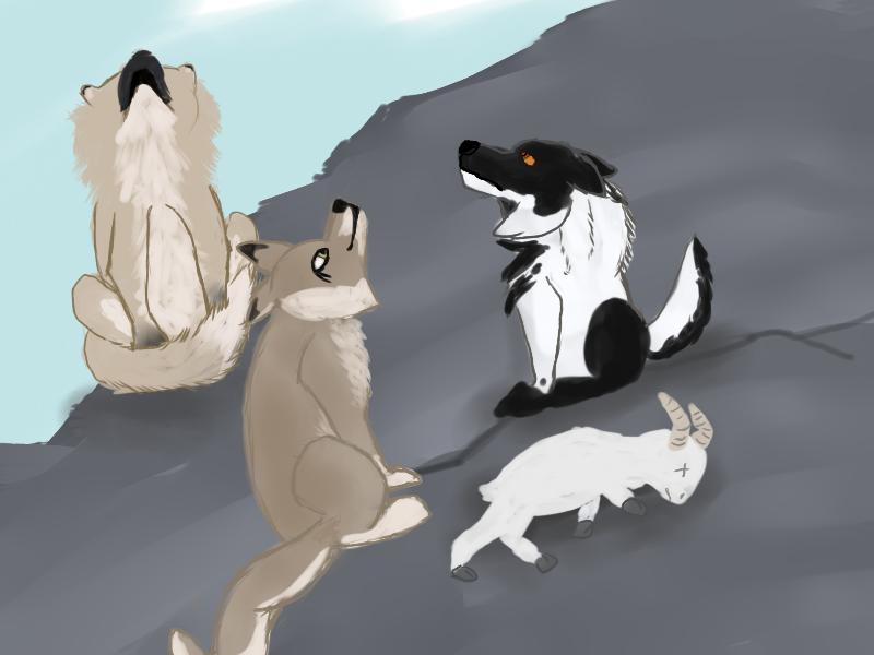 Good Hunt by magikwolf