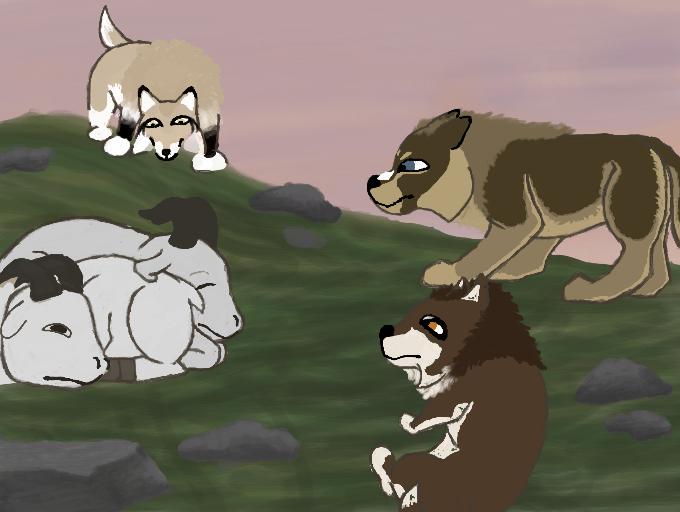 Who Woke Up the Goat? by magikwolf