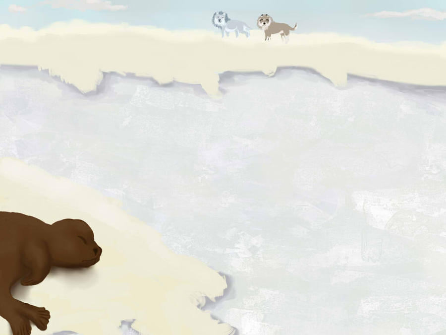 Seal Found-Redo by magikwolf