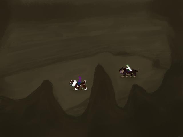 Caving 04 by magikwolf