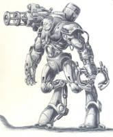 Quake 4 Model by dioh