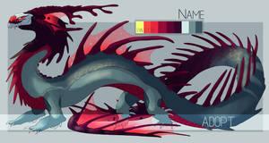 Serpentine dragon [ADOPTABLE - CLOSED]