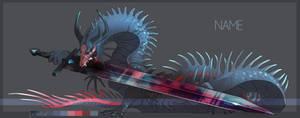 Swordsman [ADOPTABLE CLOSED]