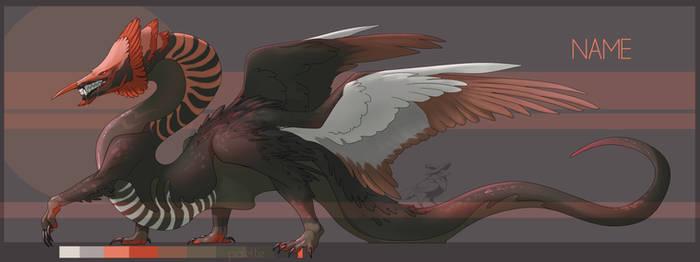 Funny bird [ADOPTABLE CLOSED]