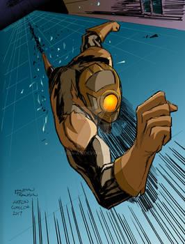 DC Universe Online Original Character