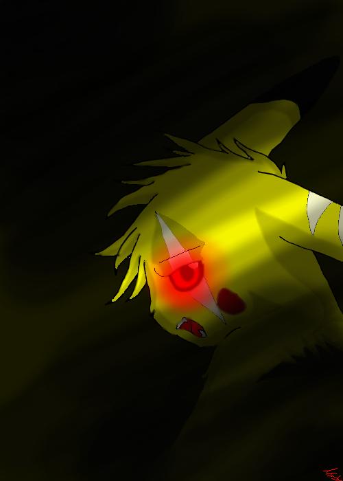 evil pikachu wallpaper - photo #43