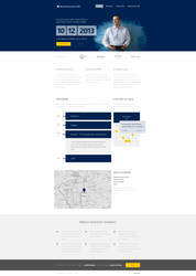 Czech Microsoft's Dynamics Event Page by djonas3