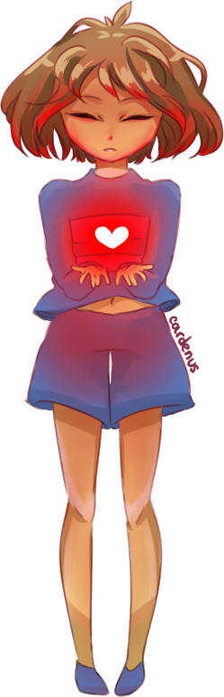Frisk by cardenus