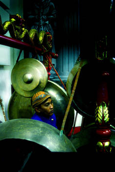 Gong Player